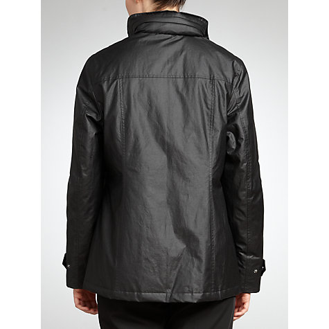 Buy Four Seasons Biker Waxed Jacket Online at johnlewis.com