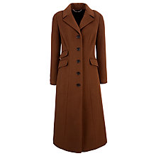 Buy Four Seasons Original Long Fashion Coat, Vicuna Online at johnlewis.com