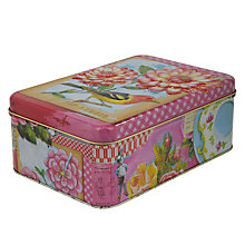 Buy PiP Studio Shabby Rectangular Tin Online at johnlewis.com