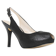 Buy Nine West Hansel Peep Toe Court Shoes Online at johnlewis.com