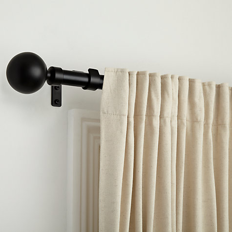Buy John Lewis Extendable Curtain Pole Kits, Dia.25/28mm Online at johnlewis.com