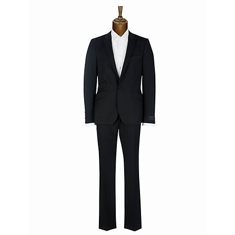 Buy Ted Baker Endurance Sirs Dress Suit, Black Online at johnlewis.com