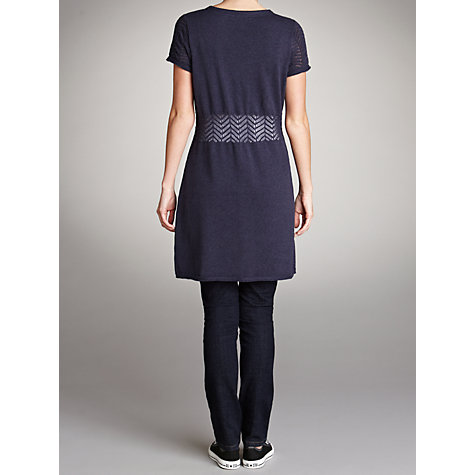 Buy Fat Face Whitney Cardigan, Navy Online at johnlewis.com