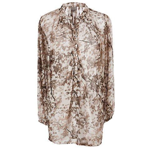Buy Ghost Myla Tunic, Cherry Blossom Online at johnlewis.com