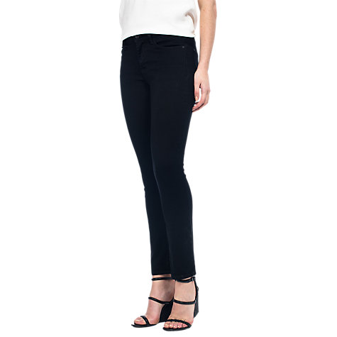 Buy Not Your Daughter's Jeans Janice Super Stretch Jeggings, Black Online at johnlewis.com