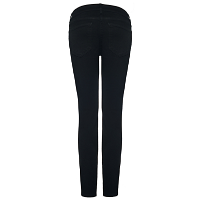 NYDJ Alina Slim Super Stretch Jeans, Black