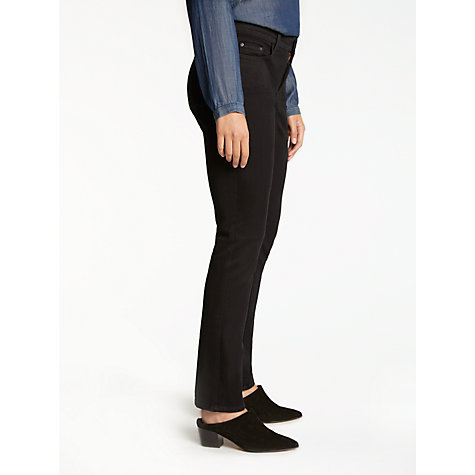 Buy NYDJ Super Stretch Jeggings, Black Online at johnlewis.com