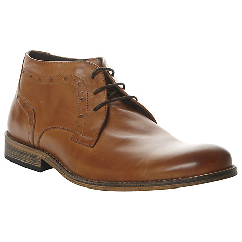 Buy Dune Cracker Leather Desert Boots Online at johnlewis.com