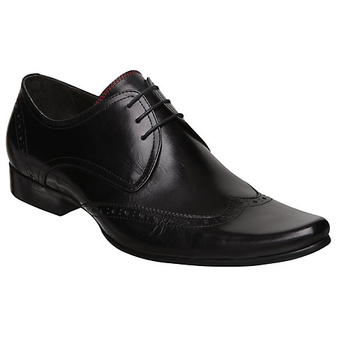 Buy Dune Antwerp Brogue Derby Shoes Online at johnlewis.com