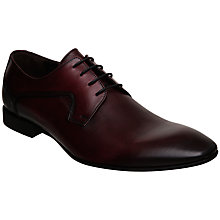 Buy Dune Astin Leather Derby Shoes Online at johnlewis.com