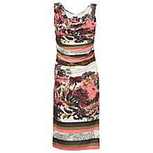 Buy Phase Eight Bloom Print Dress, Multi Online at johnlewis.com