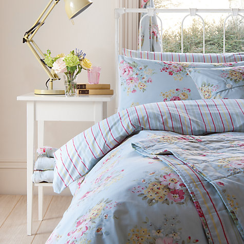 Buy Cath Kidston Spring Bouquet Duvet Cover Online at johnlewis.com