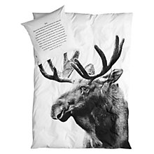 Buy By Nord Moose Bedding Online at johnlewis.com