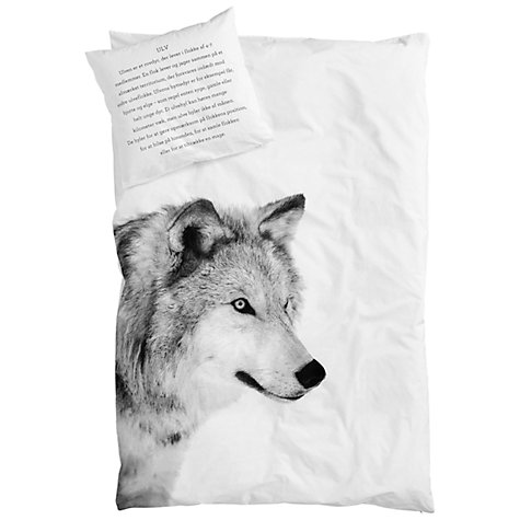 Buy By Nord Wolf Bedding Online at johnlewis.com