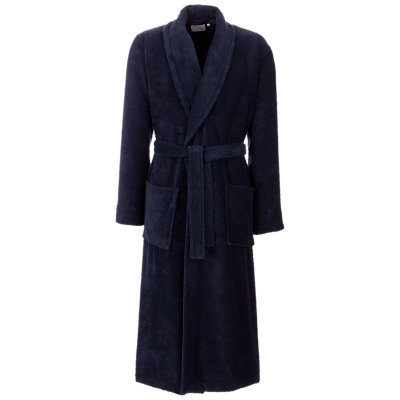 John Lewis Pure Cotton Soft Robe