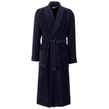 Buy John Lewis Pure Cotton Soft Robe Online at johnlewis.com