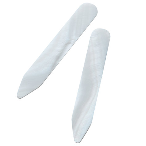 Buy John Lewis Collar Stays Online at johnlewis.com