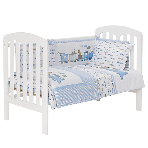 Buy John Lewis Train Bedding Range Online at johnlewis.com