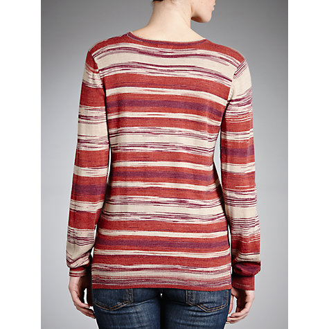 Buy Bensimon Geene Stripe Jumper, Multi Online at johnlewis.com