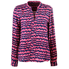 Buy Bensimon Jacklyn Blouse, Print Online at johnlewis.com