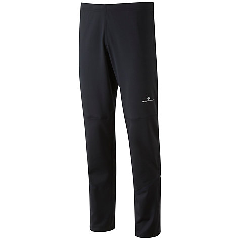 Buy Ronhill Trail Trackster Sweat Pants, Black Online at johnlewis.com