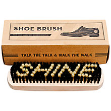 Buy Izola Shoe Brush Online at johnlewis.com