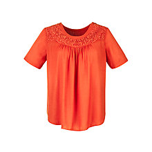 Buy Pyrus Leto Short Sleeve Top Online at johnlewis.com