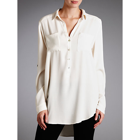 Buy Ghost Spirit Debbie Crepe Shirt Online at johnlewis.com