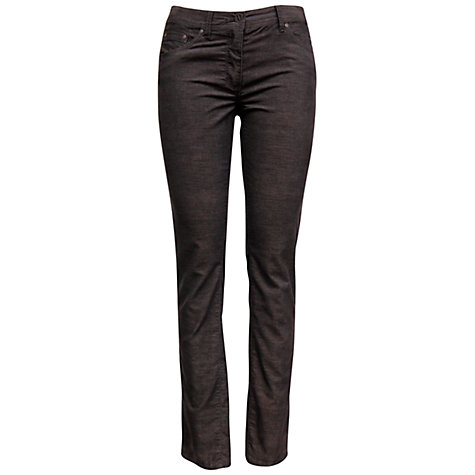"Buy Sandwich Corduroy Trousers, L29"", Grey Online at johnlewis.com"