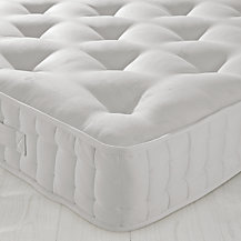 John Lewis Natural Collection Cotton 1200 Mattress Range
