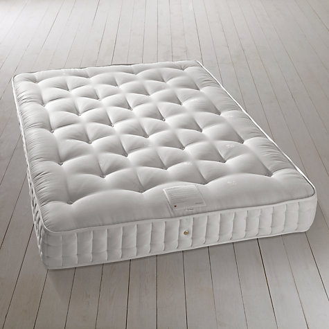 Buy John Lewis Natural Collection Cotton 1200 Mattress, Kingsize Online at johnlewis.com