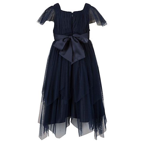 Buy John Lewis Girl Corsage Dress Online at johnlewis.com