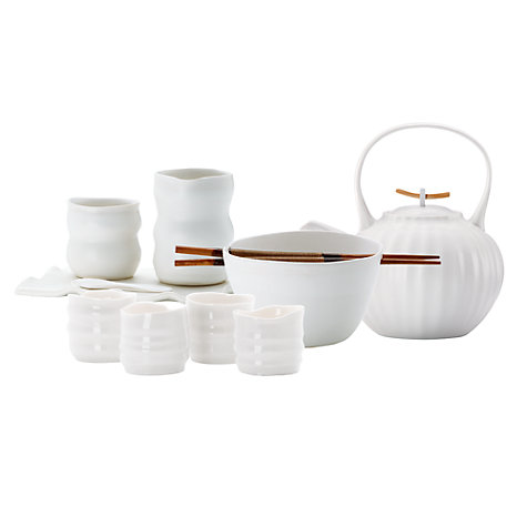 Buy Donna Karan Porcelain Touch Tableware Online at johnlewis.com