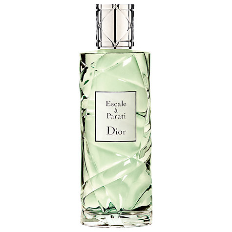 Buy Dior Escale à Parati Eau de Toilette Spray Online at johnlewis.com