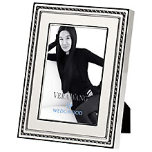 Buy Vera Wang for Wedgwood With Love Photo Frame, Blanc Online at johnlewis.com