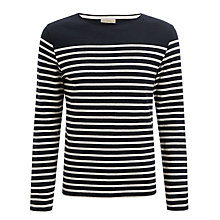 Buy JOHN LEWIS & Co. Engineered Breton Slash Top Online at johnlewis.com