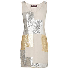 Buy Phase Eight Kristen Embellished Dress, Multi Online at johnlewis.com