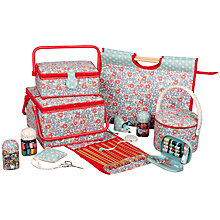 Buy John Lewis Sugar Almond Sewing & Knitting Range Online at johnlewis.com