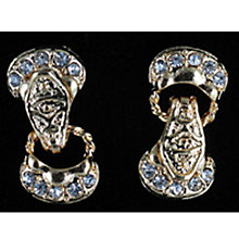 Buy Jesse James Magnetic Clasp, Buckle, Gold Online at johnlewis.com