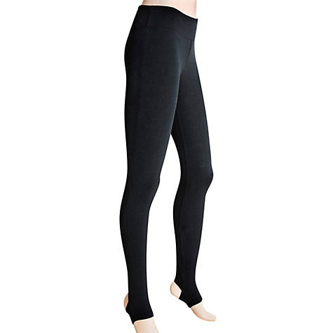 Buy Manuka Stirrup Leggings, Black Online at johnlewis.com