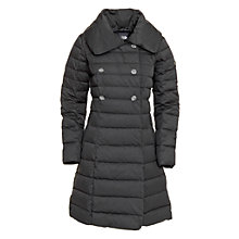 Buy The North Face Paulette Pea Coat, TNF Black Online at johnlewis.com