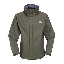Buy The North Face Upland Jacket, Fig Green Online at johnlewis.com