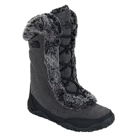 Buy The North Face Nupste Fur IV Boots Online at johnlewis.com