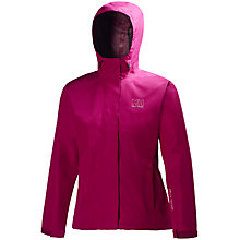 Buy Helly Hansen Seven J Jacket, Red Grape Online at johnlewis.com