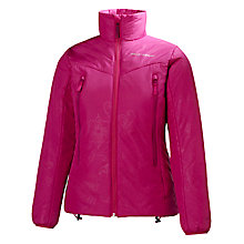 Buy Helly Hansen Women's Cross Insulator Jacket, Hot Pink Online at johnlewis.com