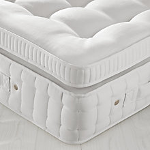 Buy John Lewis Natural Collection Angora Box Top 6000 Mattress, Kingsize Online at johnlewis.com