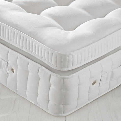Buy John Lewis Natural Collection Angora Box Top 6000 Mattress Range Online at johnlewis.com