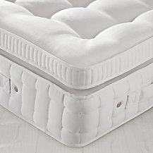 John Lewis Natural Collection Angora Box Top 6000 Mattress Range