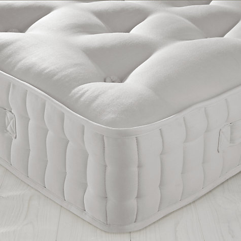 Buy John Lewis Natural Collection Egyptian Cotton 4000 Mattress, Double Online at johnlewis.com