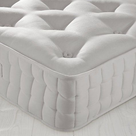 Buy John Lewis Natural Collection Egyptian Cotton 4000 Mattress, Single Online at johnlewis.com